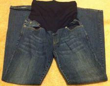 Buy Liz Lange Maternity Denim Jeans Blue Size 4