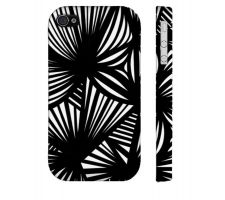 Buy Couto Black White Iphone 4/4S Phone Case