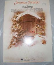 Buy Christmas Favorites for Trombone