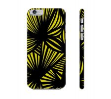Buy Hacke Yellow Black Iphone 6 Phone Case