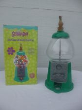 Buy Scooby Doo Green Bubble Gum Machine by Warner Bros 2001 Die Cast Gumball Machine