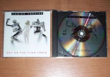 Buy Munich Machine ‎– Get On The Funk Train CD (G. Moroder) 1996, Bud Music rare