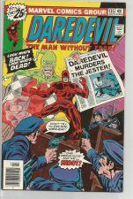 Buy DAREDEVIL #135 Marvel Comics 1976 VG+/Fine+ range