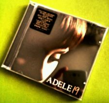 Buy CD ADELE 19 Debut Album Columbia Sealed Best New Artist Grammy Award Winner 2008