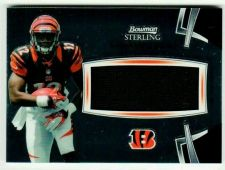 Buy NFL 2012 Bowman Sterling Mohamed Sanu Jersey MNT