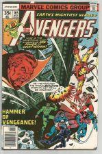 Buy Avengers #165 MARVEL COMICS Beast Scarlet Witch Black Panther Capt. Amerca BYRNE