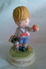Buy Avon Joan Walsh Anglund Porcelain Figurine- 'School Days' 1986