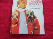 Buy Glorious Crocheted Sweaters Pattern Book