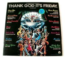 Buy THANK GOD IT'S FRIDAY ~ 1978 Original Motion Picture Soundtrack DOUBLE LP