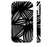 Buy Mead Black White Iphone 4/4S Phone Case