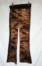 Buy EUC women's sz. S baby phat desert camouflage lounge/casual pants