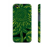 Buy Gathings Yellow Green Flowers Floral Botanical Iphone 5/5S Phone Case