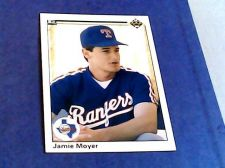 Buy upper deck 1990 jamie moyer card 619 rangers baseball card