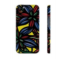Buy Fiorello Yellow Red Blue Flowers Floral Botanical Iphone 5/5S Phone Case