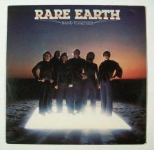 Buy RARE EARTH ~ Band Together 1978 Rock LP