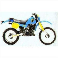 Buy 83-84 Yamaha IT490 Service Repair Workshop & Parts Manual CD .. IT 490