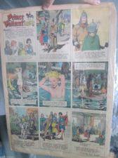 Buy PRINCE VALIANT 6-23-1946 Sun. Newspaper Strip Hal Foster --Amazing art