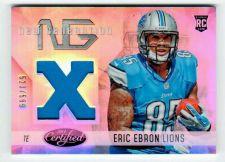 Buy NFL 2014 Panini Certified Eric Ebron Jersey /599 MNT