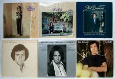 Buy NEIL DIAMOND ~ Lot of ( 6 ) Pop / Rock LPs