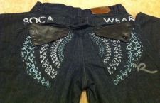 Buy Rocawear Dark Denim Jeans Size 18 Boys
