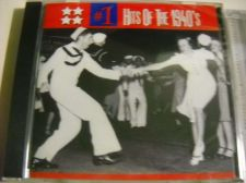 Buy 1940's Music CD by Various Artists Number One Hits dance music