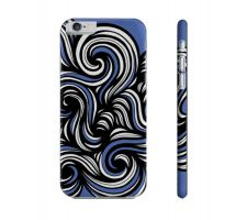 Buy Monceaux Blue White Iphone 6 Phone Case