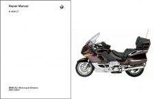 Buy 99-08 BMW K1200LT Service Repair Workshop Manual CD --- K 1200 LT