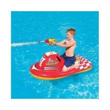 Buy Inflatable splash and Play Pool Ride Toy new