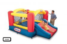 Buy New Slide Jump Little Tikes Inflatable Outdoor Bouncer n Bounce House Kids Dry
