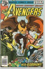 Buy AVENGERS #179 Marvel Comics 1978 Thor BLOODHAWK BLACK PANTHER