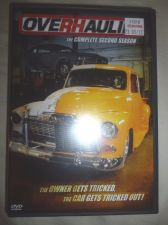 Buy Overhaulin The Complete Second Season (DVD, 2006, 6-Discs) OOP 787364592890 BCI