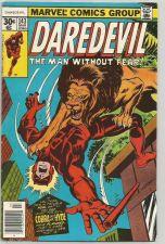 Buy Daredevil #143 MARVEL COMICS Wolfman, Brown, Pollard 1977 DD Cobra+