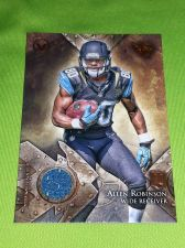 Buy NFL ALLEN ROBINSON JAGS 2014 TOPPS CHROME JERSEY RELIC RC NMNT