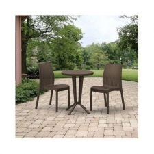 Buy Bistro Set 3- Piece New Patio/Dining Set Indoor/Outdoor