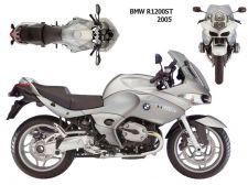 Buy 05-08 BMW R1200ST Service Repair Shop & User Manual CD - Multilingual - R 1200