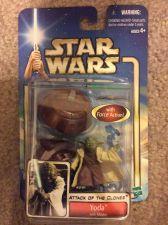 Buy Star Wars Attack of the Clones Yoda Jedi Master