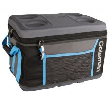 Buy NEW COOLER INSULATED CARRIES 45 CANS, LUNCH, PICNIC CARRIERS