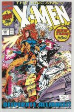 Buy X-men #281 Marvel Comics 1st series and 1st print High Grade