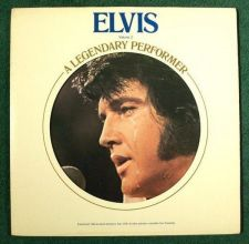 Buy ELVIS PRESLEY ~ A Legendary Performer / Volume 2 1976 Rock & Roll LP
