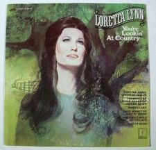 Buy LORETTA LYNN ~ You're Lookin' At Country 1971 Country LP