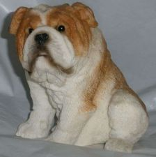 Buy Bulldog Figurine