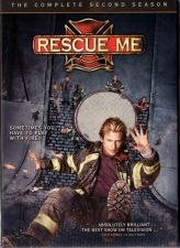 Buy RESCUE ME ~ The Complete SECOND Season DVD