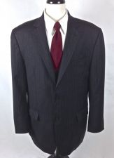 Buy Michael Kors Blazer Mens 44 L Gray Wool Sport Coat Jacket