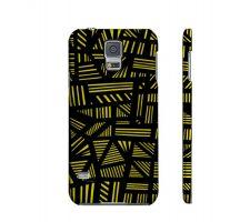 Buy Schneiter Yellow Black Samsung Galaxy S5 Phone Case