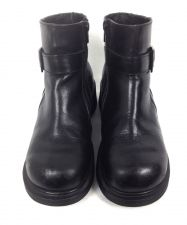 Buy Dr Martens Shoes Womens 6 Black Leather Boots