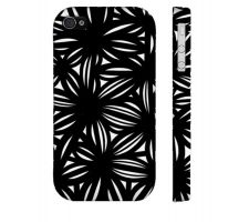 Buy Jeanbaptise Black White Iphone 4/4S Phone Case