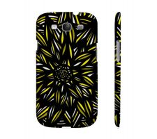 Buy Rapalo Yellow Black Samsung Galaxy S3 Phone Case