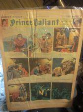 Buy PRINCE VALIANT 12-22-1940 Sun. Newspaper Strip Hal Foster Wonderful Art! +