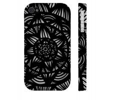 Buy Gilroy Blue Black Iphone 4/4S Phone Case