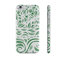 Buy Lenz Green White Flowers Floral Botanical Iphone 6 Phone Case